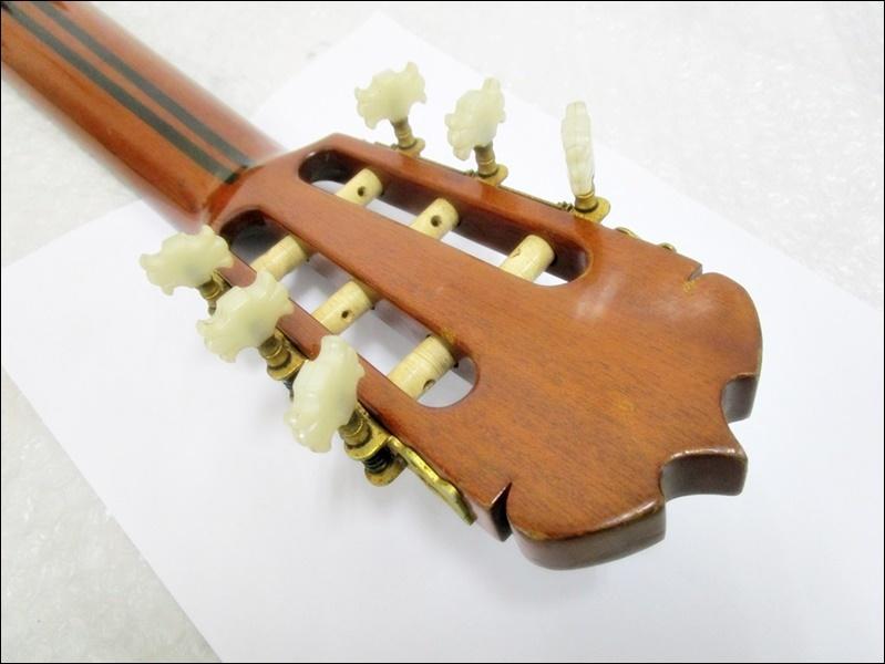 20 106-410427-29 [S] 松岡良治 RYOJI MATSUOKA NO.80 クラシックギター 弦楽器 長106_画像3
