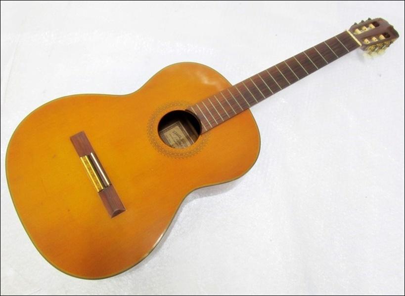 20 106-410427-29 [S] 松岡良治 RYOJI MATSUOKA NO.80 クラシックギター 弦楽器 長106_画像1