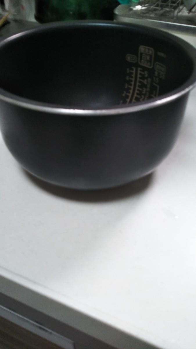 アイリスオーヤマIHジャー炊飯器内釜2019年製