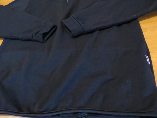 KLIM クライム プルオーバーフリース USA製 Mサイズ_画像4