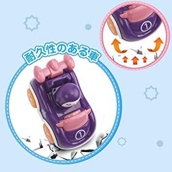 赤ちゃんおもちゃ 車おもちゃ ミニカー 四個入り 動物 カーズ 車両 知育玩具 子供向け ベビーおもちゃ 男の子 女の子 幼児_画像6