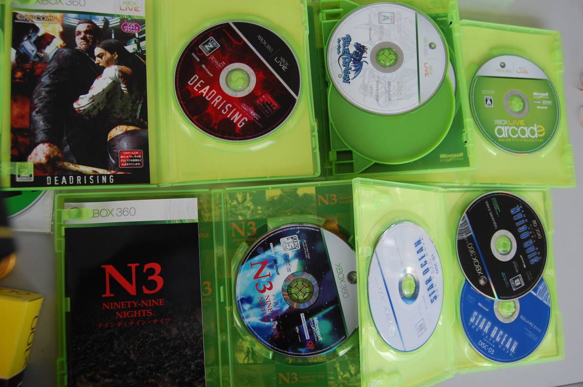 XBOX360ソフト  5本セット    45