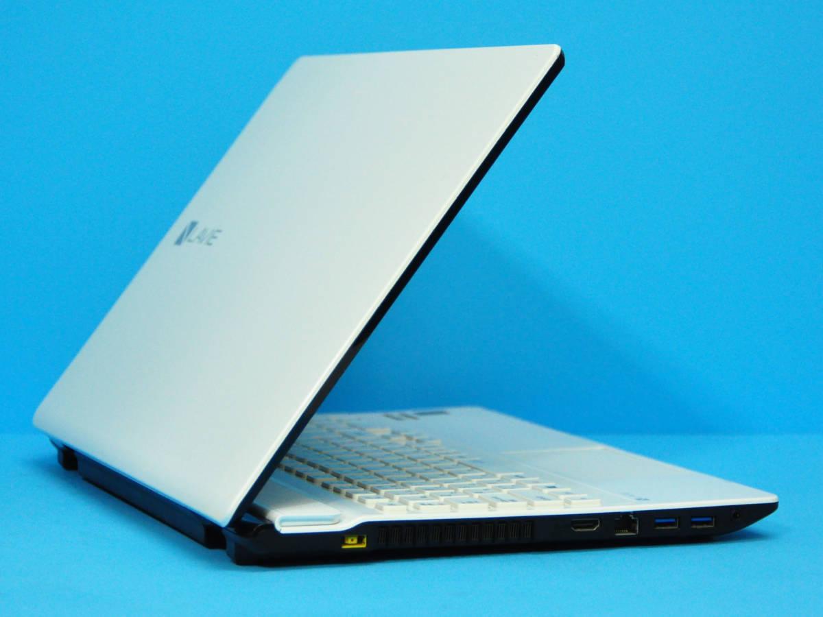 ♪良品 上位モデル LAVIE Direct NS PC-GN202FSA4♪ 第5世代 Core i3 5005U/メモリ8GB/新SSD:240GB/マルチ/カメラ/Wlan/Office2019/Win10_画像6