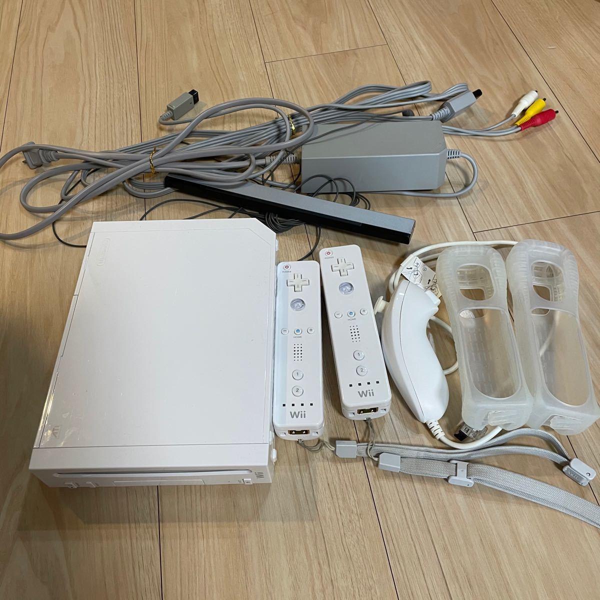 任天堂 Wii本体 リモコン