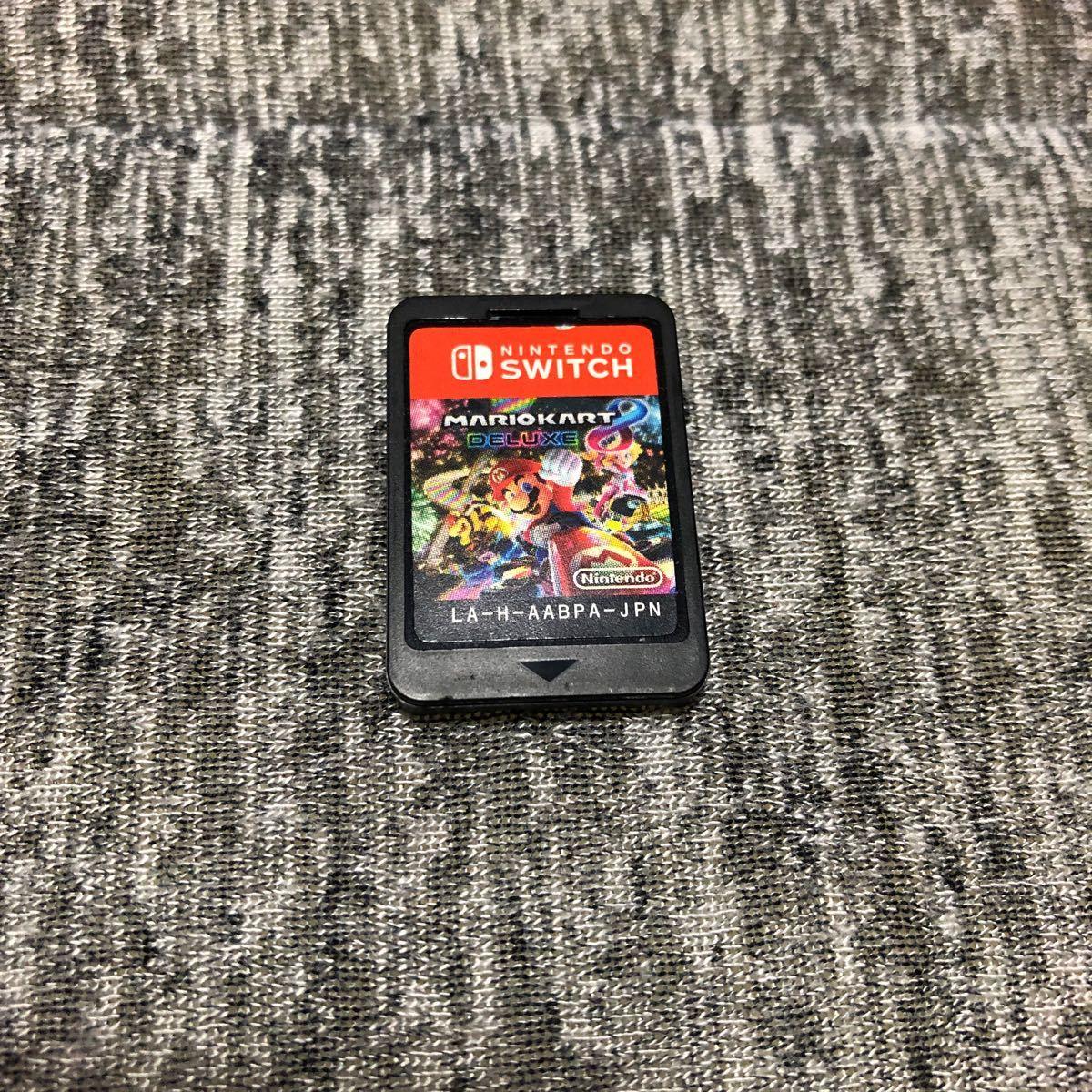 Nintendo Switch マリオカート8デラックス ソフトのみ