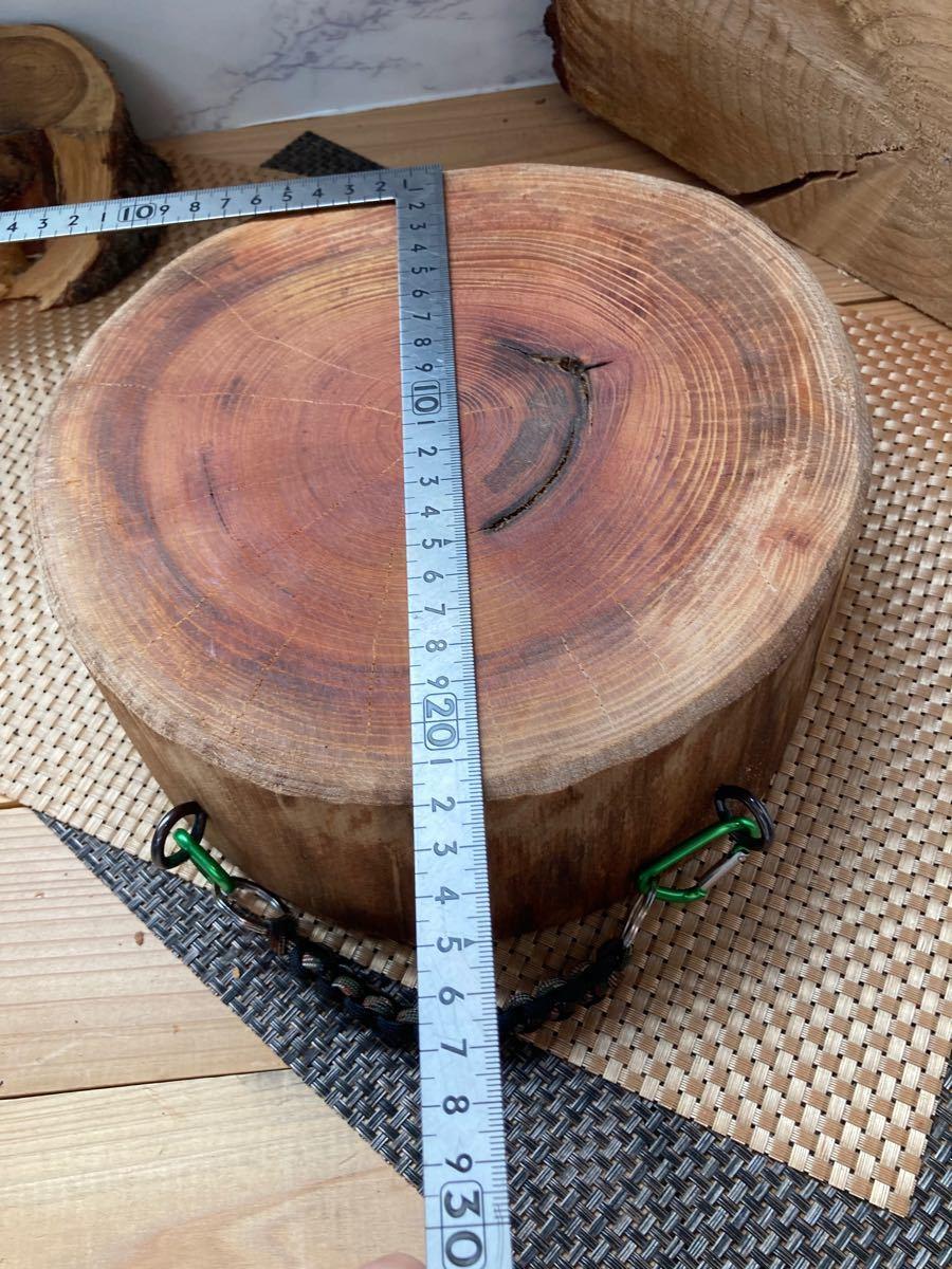 薪割り台No235 欅