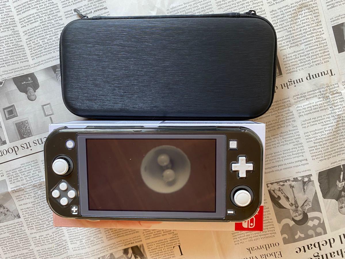 Nintendo Switch NINTENDO SWITCH LITE クレー