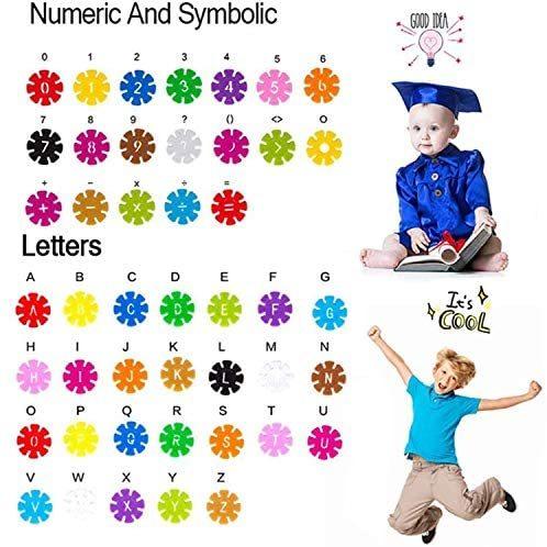 UQTOO ブロック おもちゃ 子供 DIY 知育玩具 セット 室内遊び 男の子 女の子 誕生日のプレゼント はめ込み 組み立て 積み木 立体パズル_画像5