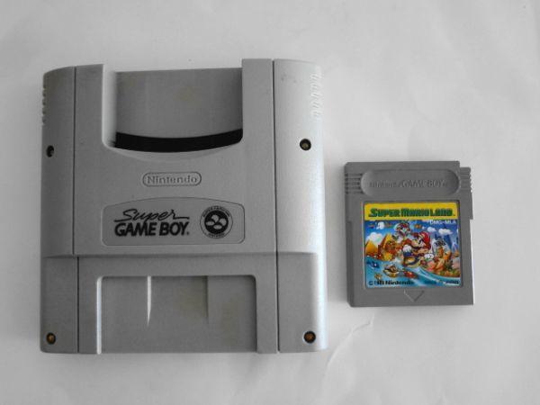 送料無料 即決 使用感あり 任天堂 スーパーファミコン SFC スーパーゲームボーイ 本体 マリオランド セット レトロ ゲーム ソフト Y574