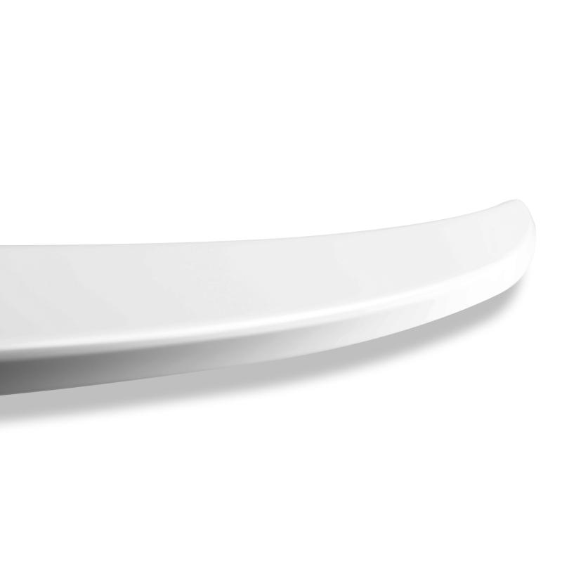 純正色塗装 ABS製 トランクスポイラー メルセデスベンツ CLAクラス C117 W117 4ドアクーペ Aタイプ カラーコード:650_画像3
