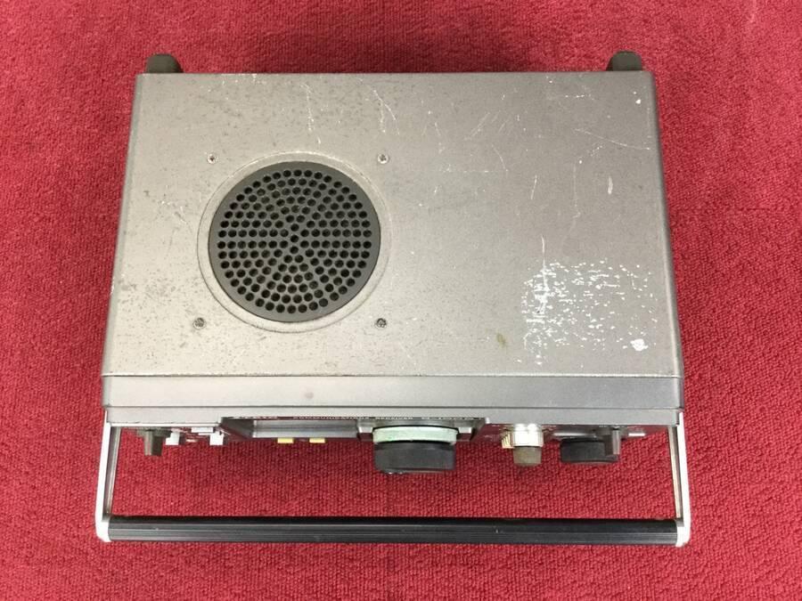 TRIO R-1000 通信型受信機◇現状品_画像4