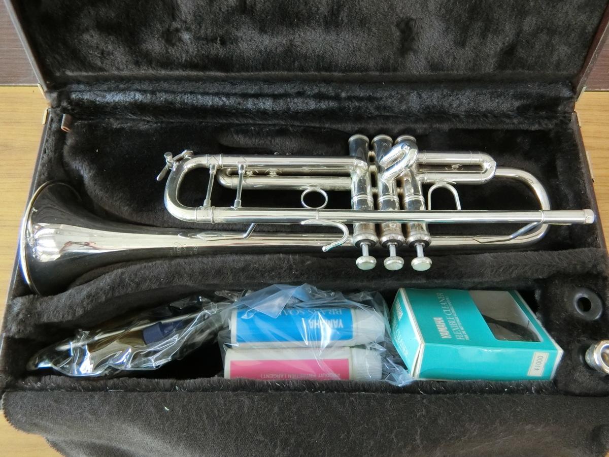 バック Bach トランペット Model37 ML 中古 G7-81◎