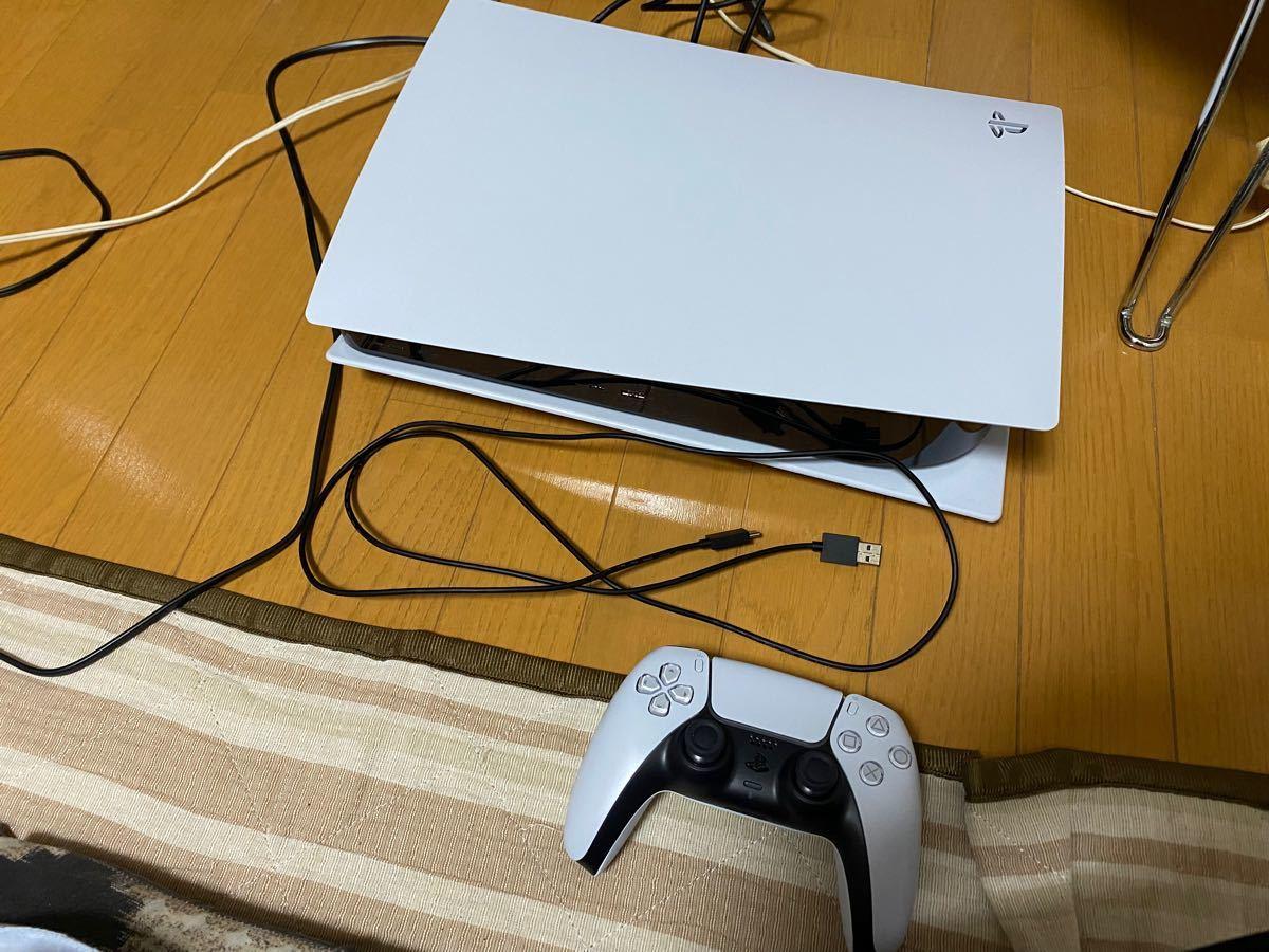 PS5本体 ディスクドライブ版 中古品
