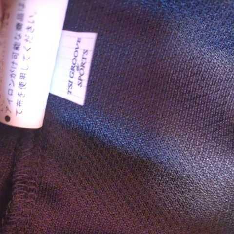 新品正規品 マスターバニー パーリーゲイツ サイズ4 2021モデルの最新作 バックロゴ ハニカム鹿の子 高機能 ブラック 送料無料_画像8