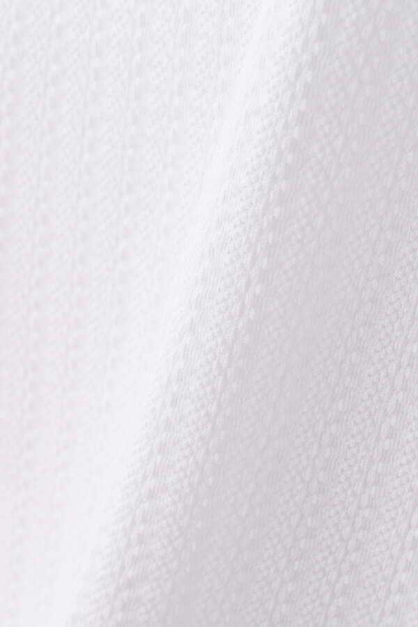 新品正規品 マスターバニー パーリーゲイツ サイズ3  2021モデルの最新作 バックロゴ シワになりにくい素材 ホワイト 送料無料_画像6