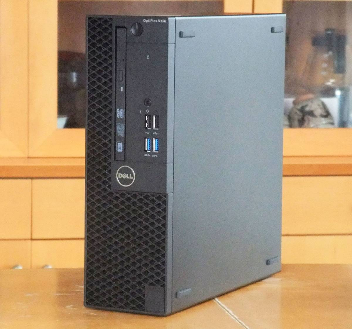 ■第7世代i7-7700 4.2Gx8/大容量32Gメモリ(DDR4)/新品SSD1TB/大容量HDD3TB/Office2019/Win10/USB3.0/税不要/領収証可/Optiplex3050