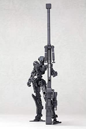 コトブキヤ M.S.G モデリングサポートグッズ ヘヴィウェポンユニット01 ストロングライフル ノンスケール プラモデル_画像7