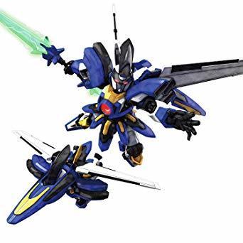 LBX ダンボール戦機 ハイパーファンクション オーディーン 1/1スケール 色分け済みプラモデル_画像1