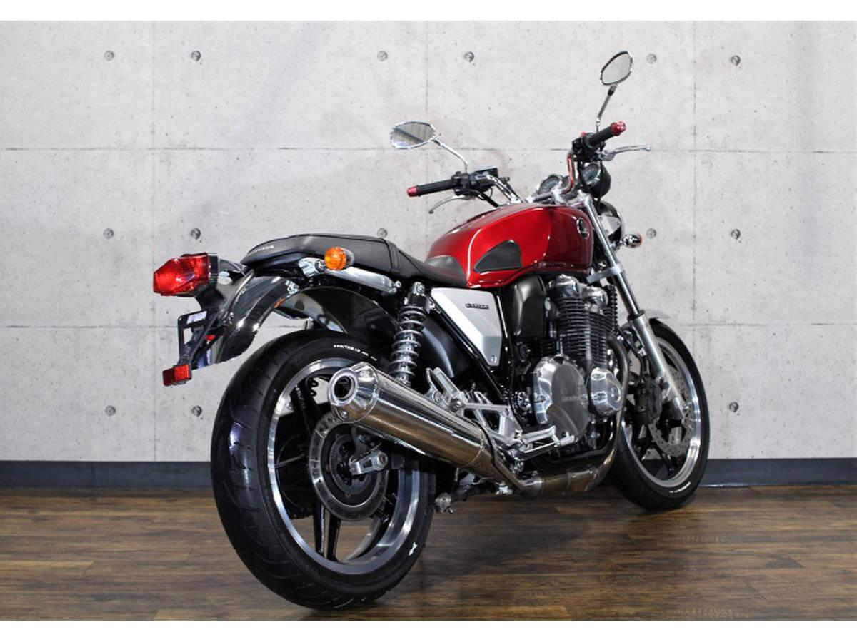 「配送キャンペーン開催!ホンダCB1100 SC65 距離:36,824km フルノーマル車 CBシリーズ 空冷4気筒 バイク卸のRONA JAPAN」の画像2
