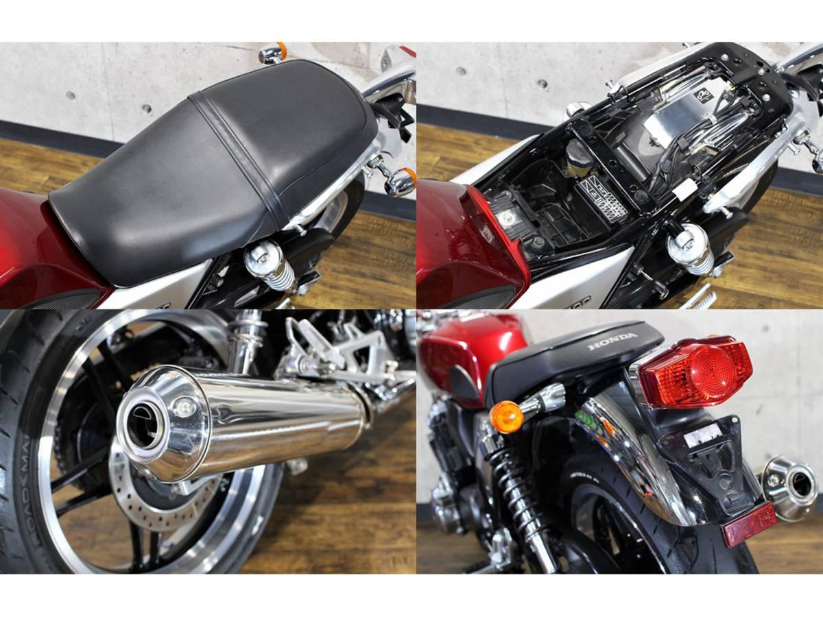 配送キャンペーン開催!ホンダCB1100 SC65 距離:36,824km フルノーマル車 CBシリーズ 空冷4気筒 バイク卸のRONA JAPAN_画像8