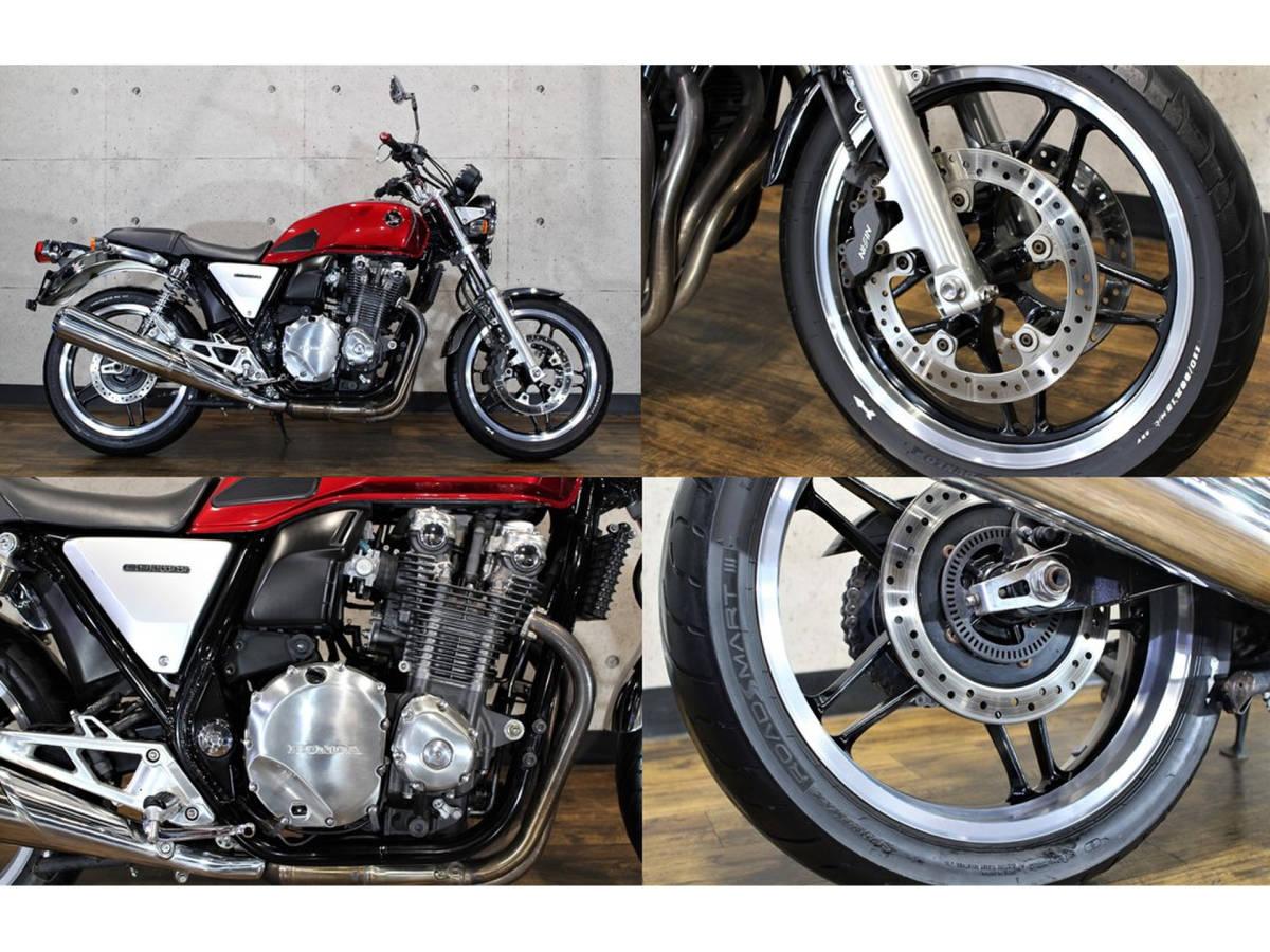 配送キャンペーン開催!ホンダCB1100 SC65 距離:36,824km フルノーマル車 CBシリーズ 空冷4気筒 バイク卸のRONA JAPAN_画像5