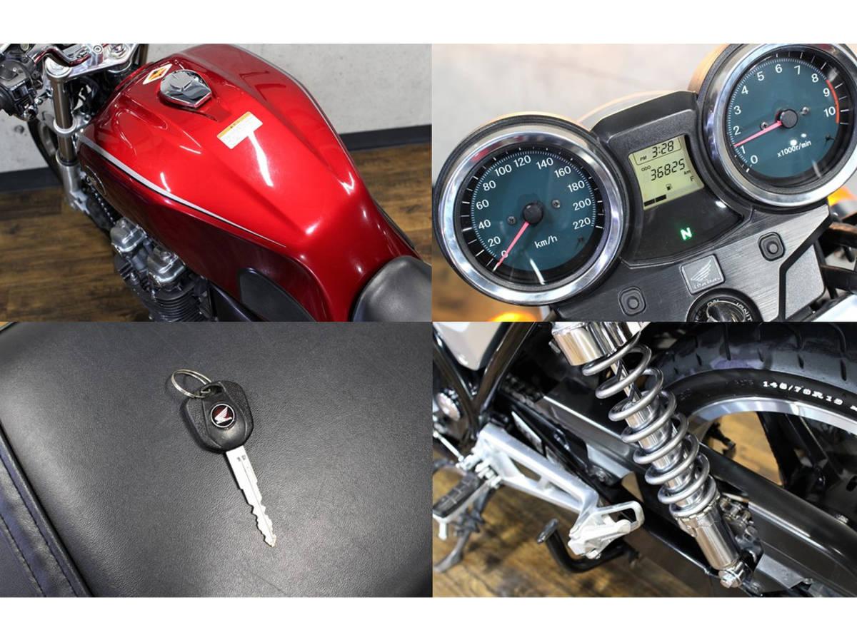 配送キャンペーン開催!ホンダCB1100 SC65 距離:36,824km フルノーマル車 CBシリーズ 空冷4気筒 バイク卸のRONA JAPAN_画像9