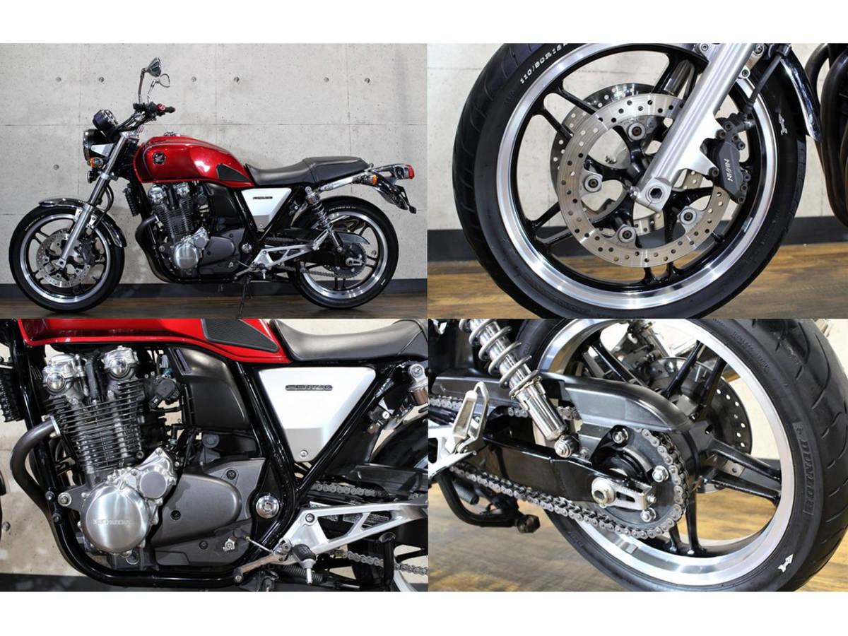 配送キャンペーン開催!ホンダCB1100 SC65 距離:36,824km フルノーマル車 CBシリーズ 空冷4気筒 バイク卸のRONA JAPAN_画像6