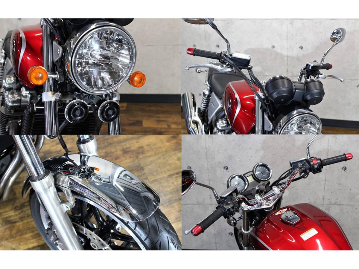 配送キャンペーン開催!ホンダCB1100 SC65 距離:36,824km フルノーマル車 CBシリーズ 空冷4気筒 バイク卸のRONA JAPAN_画像7
