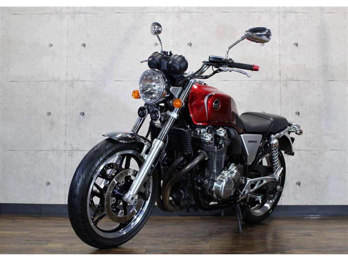 配送キャンペーン開催!ホンダCB1100 SC65 距離:36,824km フルノーマル車 CBシリーズ 空冷4気筒 バイク卸のRONA JAPAN_画像4
