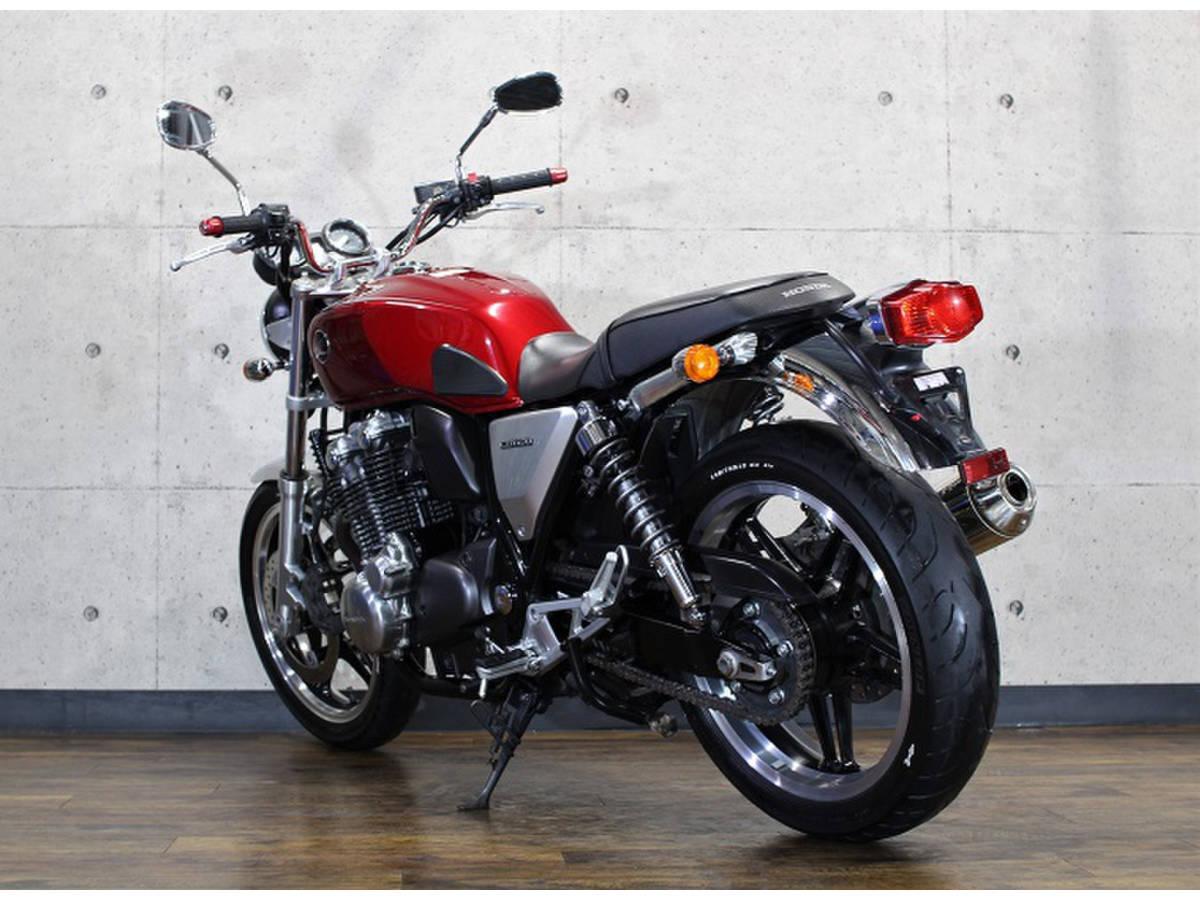 「配送キャンペーン開催!ホンダCB1100 SC65 距離:36,824km フルノーマル車 CBシリーズ 空冷4気筒 バイク卸のRONA JAPAN」の画像3