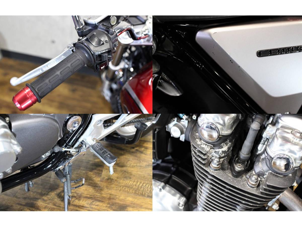 配送キャンペーン開催!ホンダCB1100 SC65 距離:36,824km フルノーマル車 CBシリーズ 空冷4気筒 バイク卸のRONA JAPAN_画像10