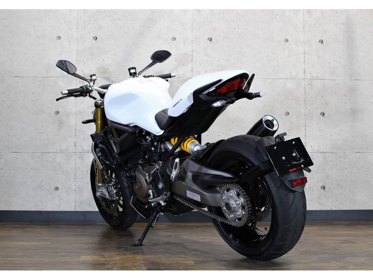 「配送キャンペーン!ドゥカティモンスター1200S 距離:9,716km 前後オーリンズサス装備モデル「S」Ducati monster」の画像3