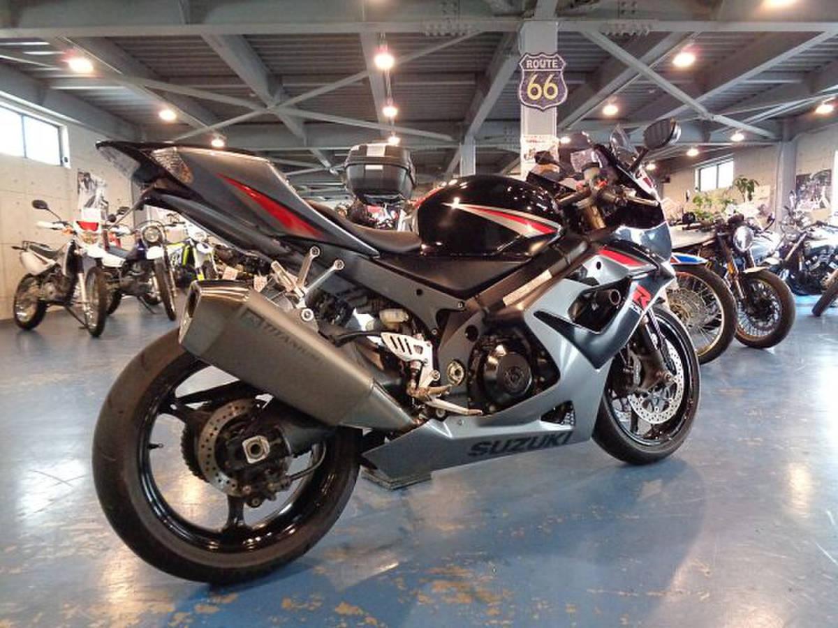 「【MFD静岡清水店】SUZUKI GSX-R1000 フェンダーレス エンジンスライダー スモークスクリーン 逆車 ETC搭載」の画像3