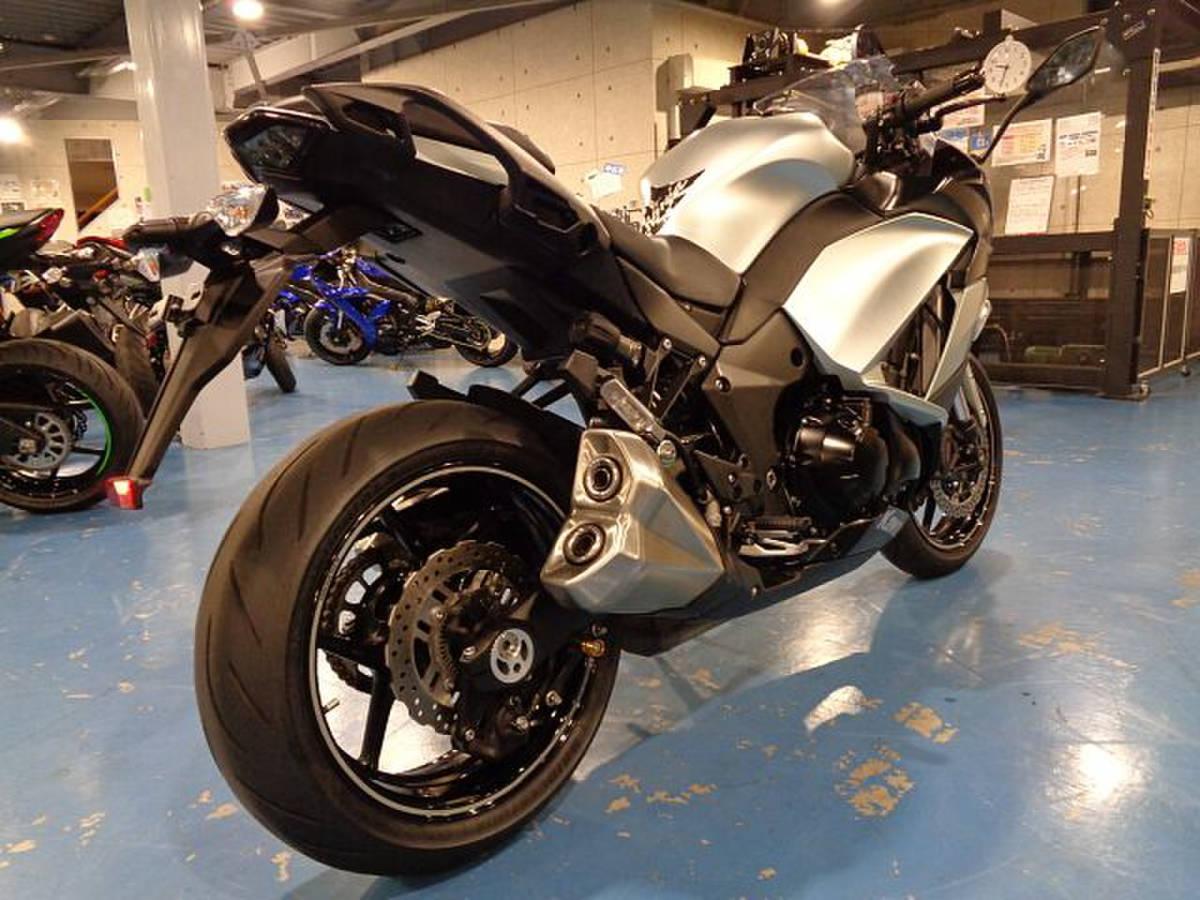 【MFD静岡清水店】KAWASAKI Ninja 1000 ニンジャ1000 グリップヒーター ABS ノーマル車 ETC 2018モデル_画像3