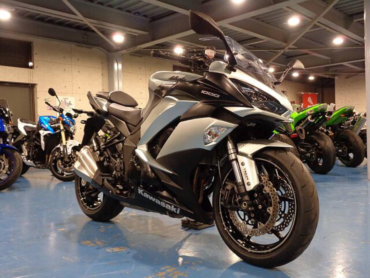 【MFD静岡清水店】KAWASAKI Ninja 1000 ニンジャ1000 グリップヒーター ABS ノーマル車 ETC 2018モデル_画像2
