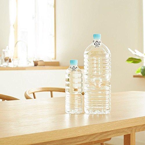 ◇即決◇ YS600ml×24本(ラベルレス) アサヒ飲料H7-LBおいしい水 天然水 ラベルレスボトル PET600ml24本_画像5
