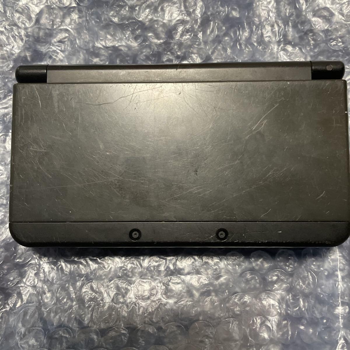Newニンテンドー3DS ブラック
