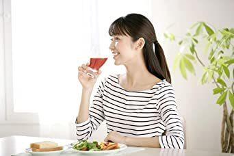 新品1) 1L×6本(新) カゴメ トマトジュース(低塩) 1L [機能性表示食品]×6本M55U_画像4
