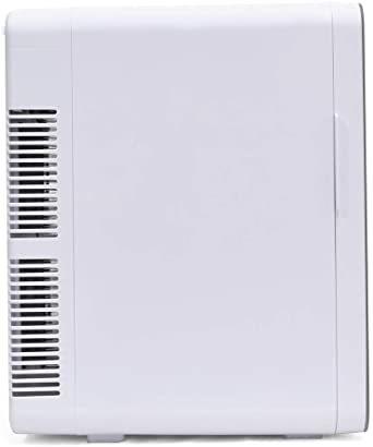 ホワイト 24L 冷温庫 24L 保冷庫 -9℃~60℃ ミニ冷蔵庫 温度調節可能 温度表示 保冷ボックス 小型冷蔵庫 日本製ダ_画像4