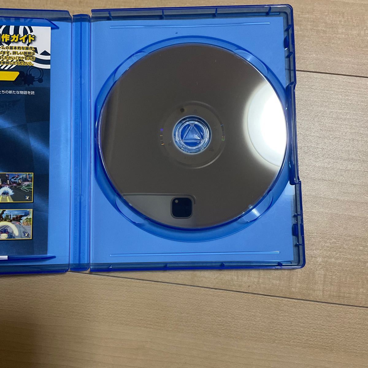 PS4 ソフト チームソニックレーシング