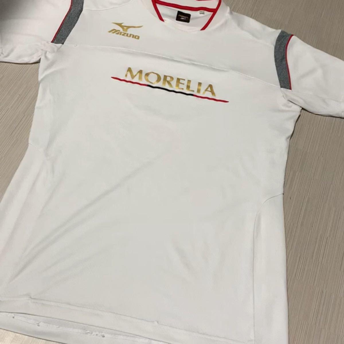 MIZUNO モレリア サッカー フットサル オリンピック ブランド ユニフォーム  ゲームシャツ Tシャツ プラ