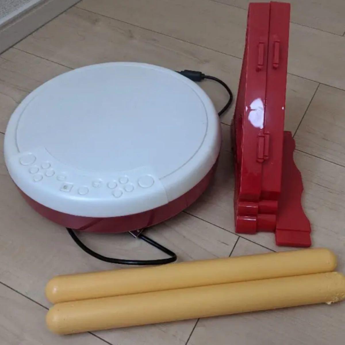 太鼓の達人  専用コントローラー  タタコン ニンテンドーSwitch