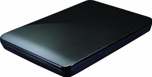 ブラック USB3.0 玄人志向 SDD/HDDケース 2.5型 USB3.0接続 ACアダプター不要/ネジ止め不要のスライド式_画像1