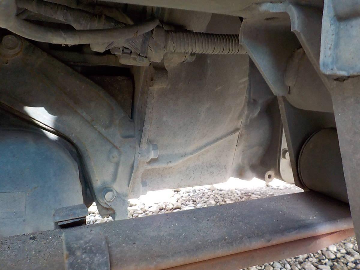 16年不具合なし自走車検満タン車両から取り外し予定品KR-AHR69 KR-NHR69用4JG2MT2WD 14万km台エンジン+ミッション引き取り限定_画像7