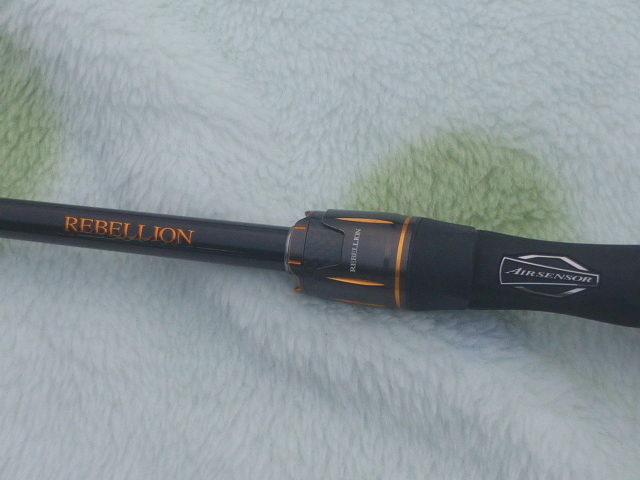 Daiwa 6101MRB REBELLION 1ピースロッド リベリオン ダイワ 釣り竿 フィッシング_画像4