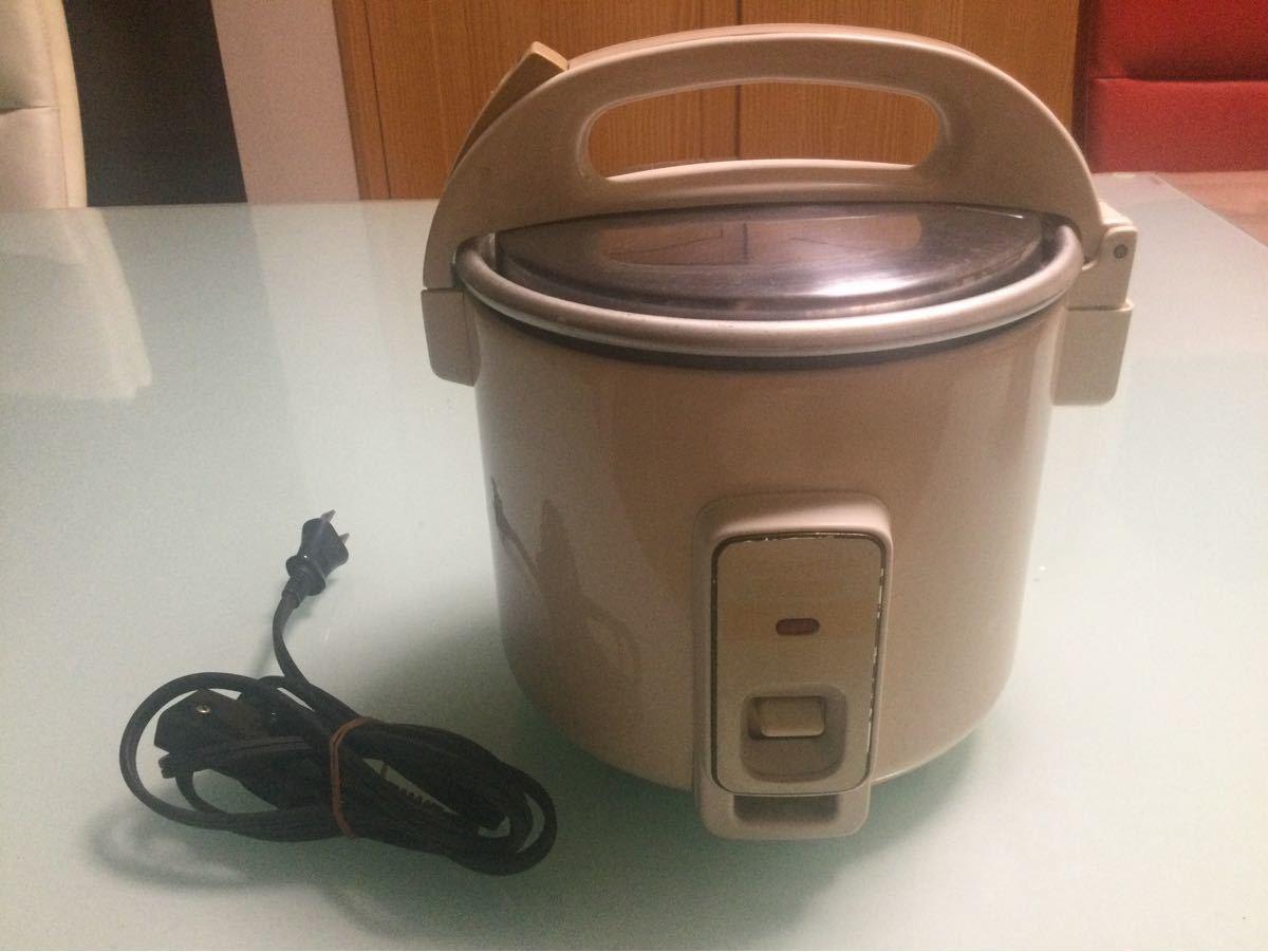 炊飯器 東芝電気がま RC69 昭和 レトロ アンティークコレクション