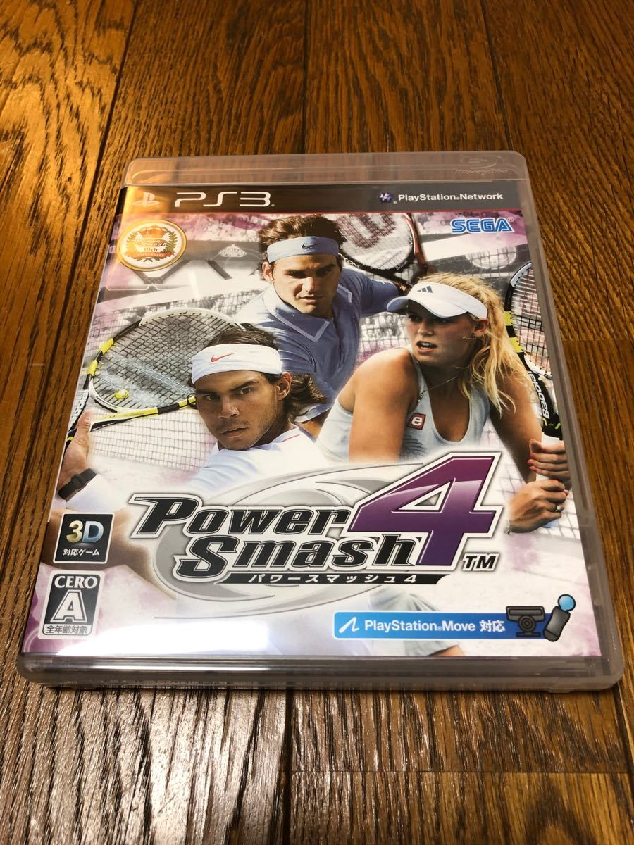 PS3 ソフト パワースマッシュ4