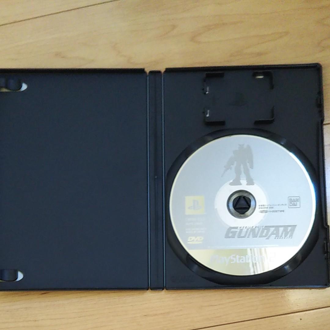 PS2 PS2ソフト 機動戦士ガンダム !