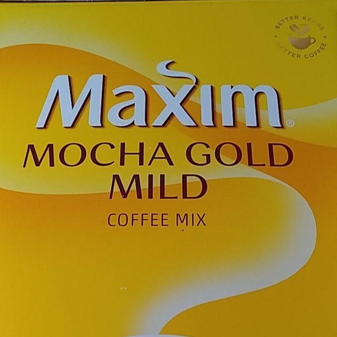 マキシムコーヒー モカゴールド40本 スティックコーヒー