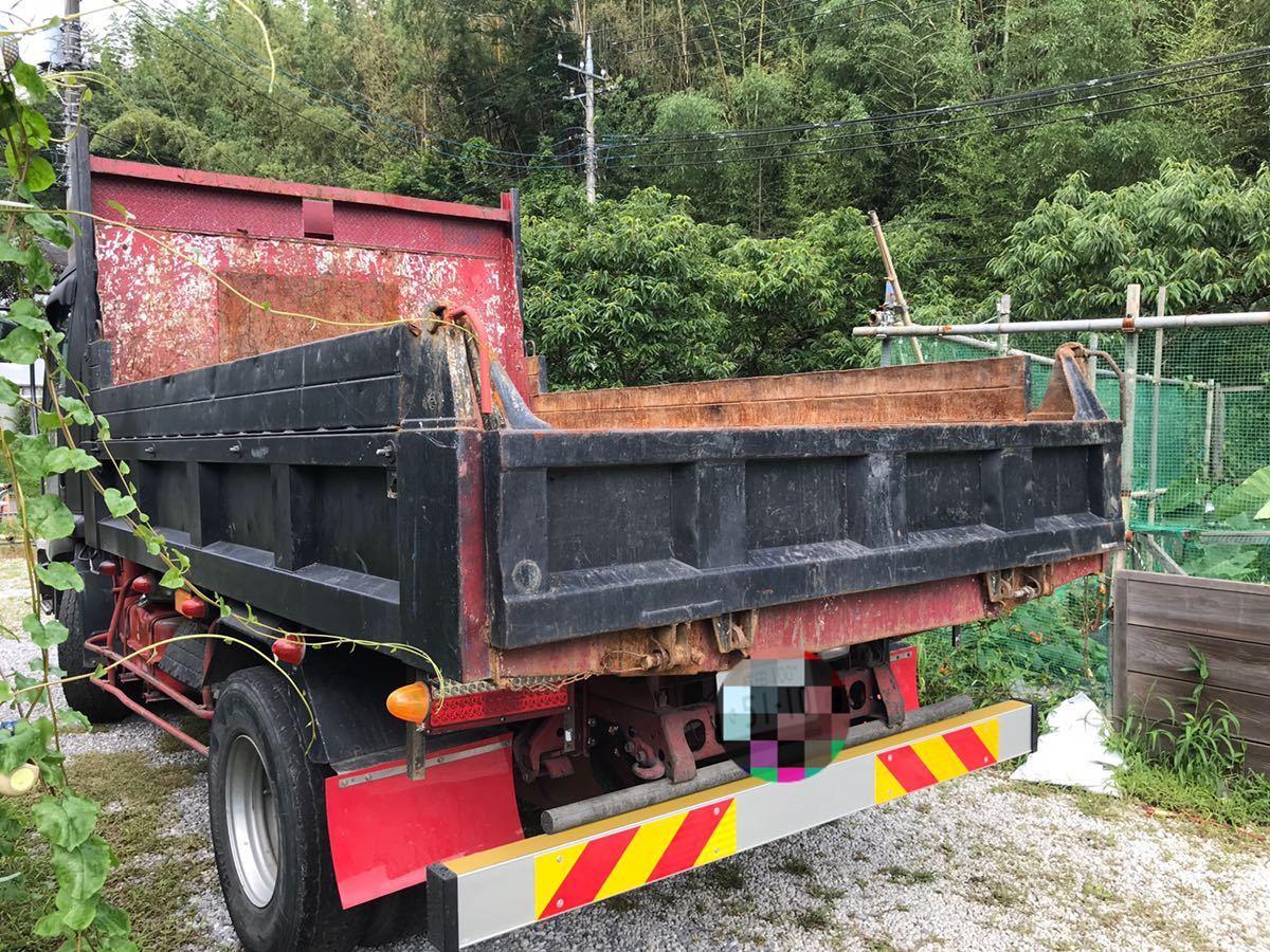 「いすゞ フォワード ダンプ 4トン 平成16年式 車検3年9月」の画像3